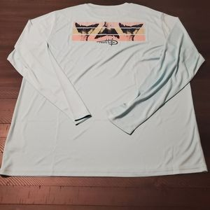 Other - Reel Life Long Sleeve UV Protection Tee